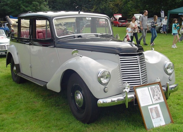 Armstrong Siddeley Whitley Laundelette.1