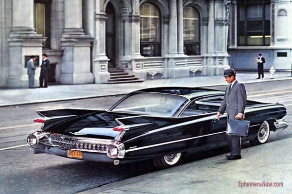 Cadillac 1959 ad