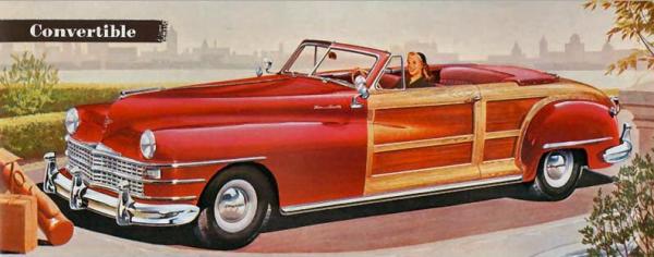 Chrysler 1946 T&C conv snip