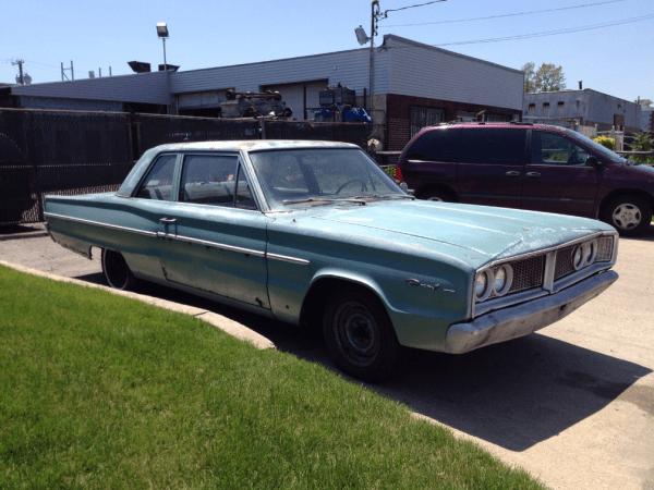 Dodge 1966 coronet 2 dr fq