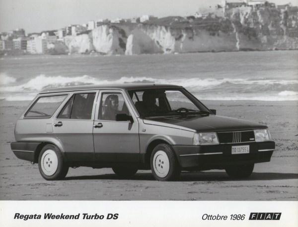 Fiat Regata Weekend Turbo DS 10-86