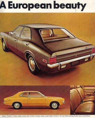 Ford Cortina Canada 1972 2