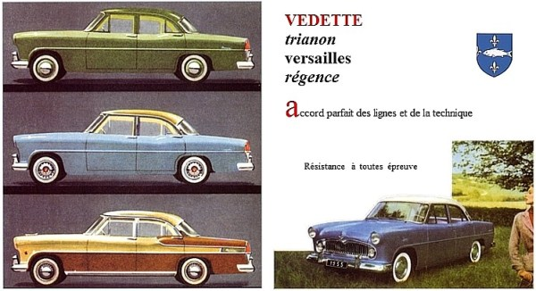 Ford Vedette 55