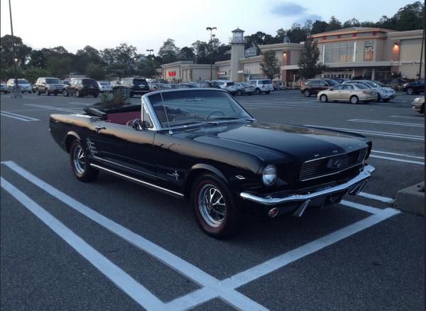 Mustang 1966 conv fq