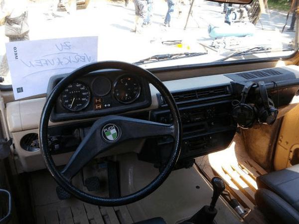 Puch G wagen st wheel