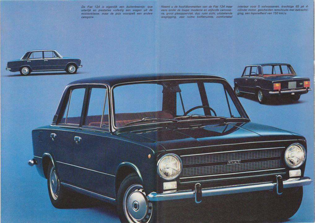 Curbside Classic Fiat Regata Free Of Brio