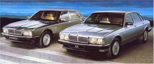 Curbside Classic: 1986-94 Jaguar XJ6 (XJ40) - Beauty Is A ...
