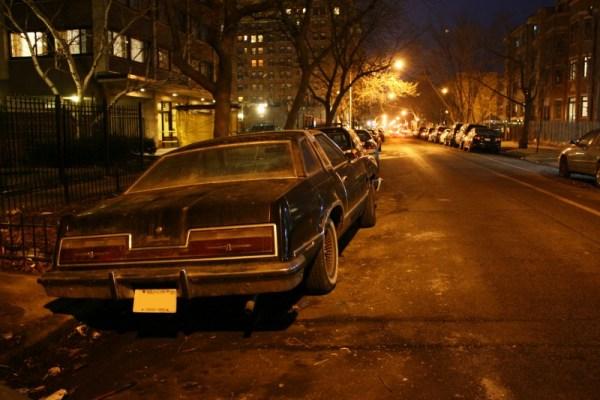019 - 1977 Ford Thunderbird Town Landau CC