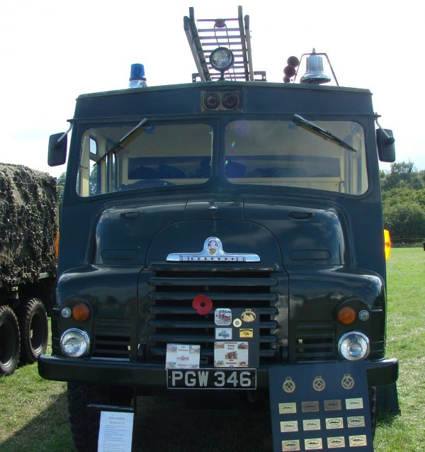 1956 Bedford RLHZ Self Propelled Pump .1