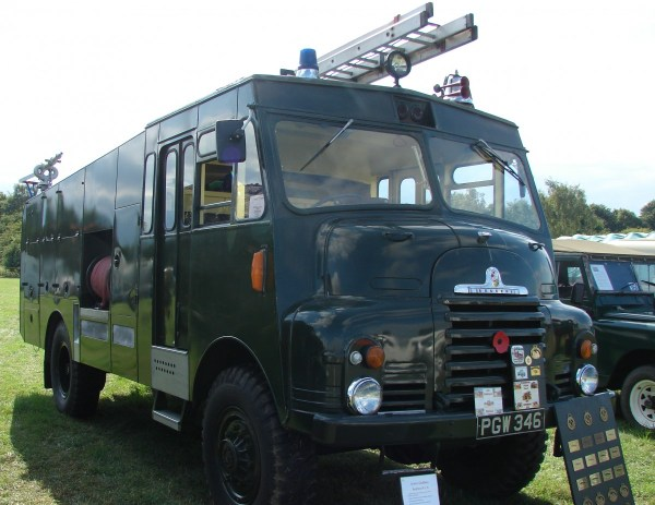 1956 Bedford RLHZ Self Propelled Pump .7