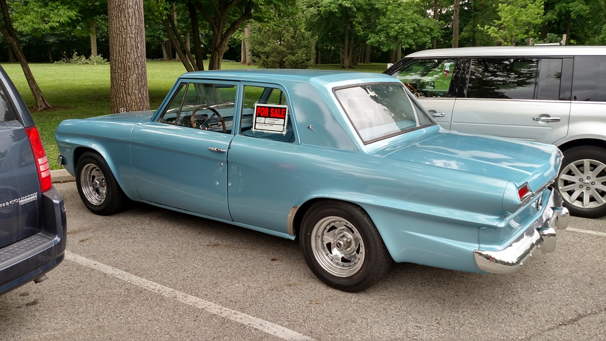 Curbside Classic 1964 Studebaker Challenger  This Challenger