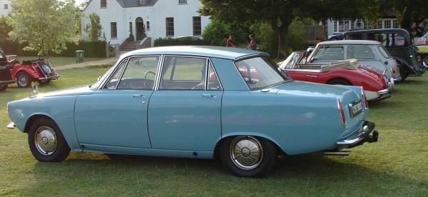 1965 Rover 2000 (2)