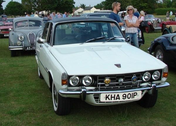 1975 Rover 3500s.2