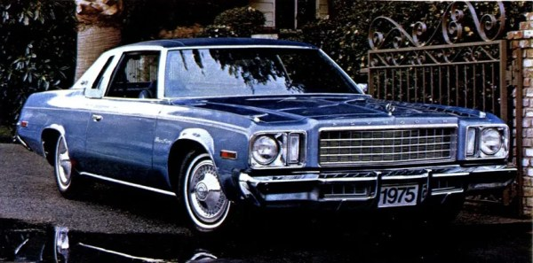 1975 plymouth gran fury brougham