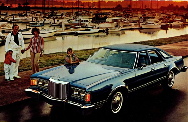 1977 mercury cougar brougham sedan