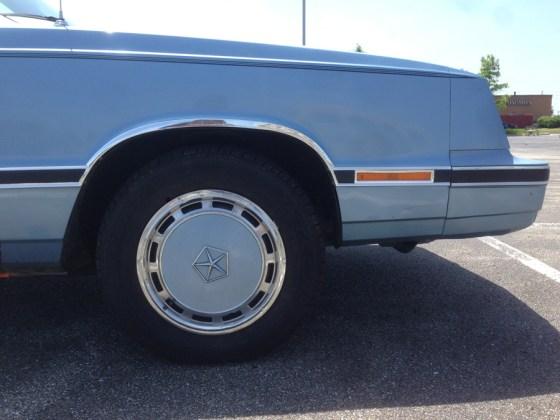 1983 Chrysler E-Class f