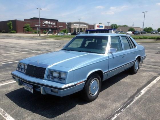 1983 Chrysler E-Class j