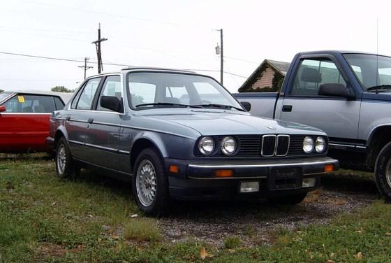 1985 BMW 318