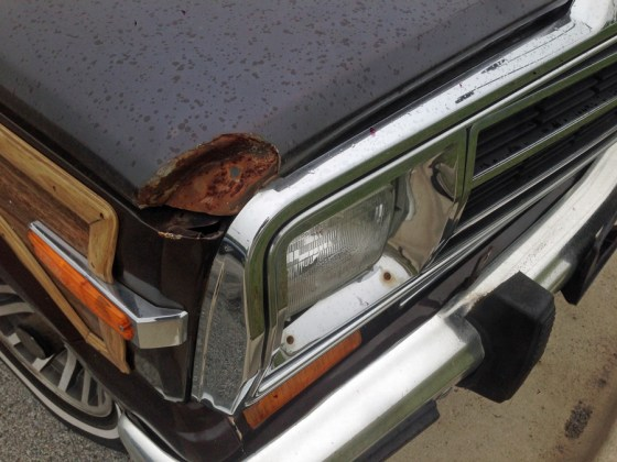 1990 Jeep Grand Wagoneer d
