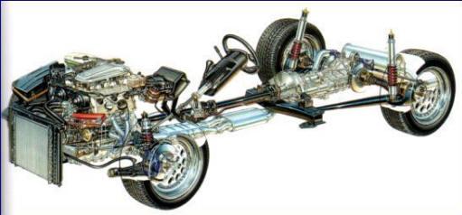 Alfa 75 chassis