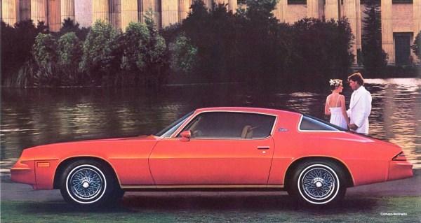 Brochure 1981 Berlinetta