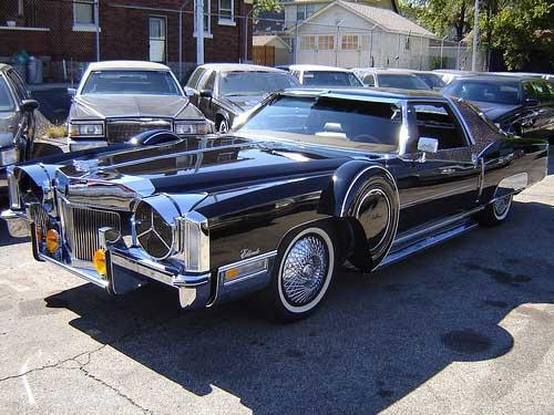 Cadillac superfly