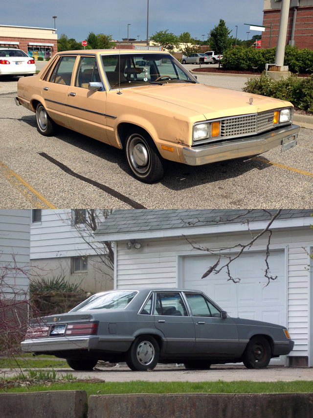 Curbside Classic 1983 Chrysler E Class Not Passing For Luxury