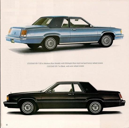 Mercury 1981 Cougar-10