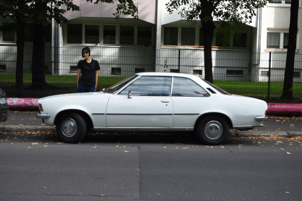 Opel Rekord coupe D