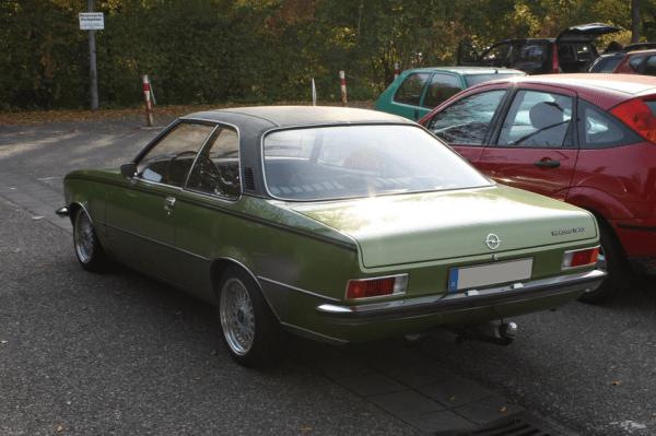Opel rekord d coupe rq wiki
