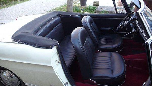 Peugeot 404 cabrio int