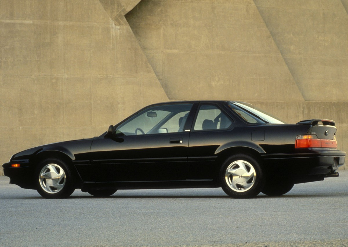 Worksheet. Curbside Classic 1994 Honda Prelude 22 VTEC  A Prelude Of