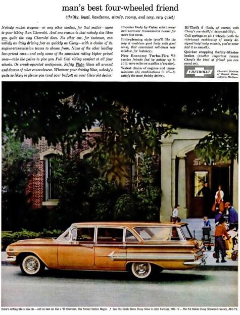1960 Chevrolet Ad-22