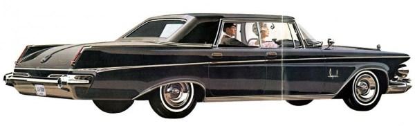 1963 Imperial LeBaron black