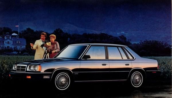 1987 dodge 600 2