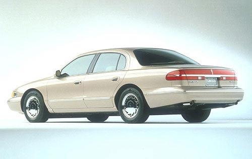 1995 lincoln continental r34