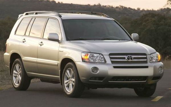 2007-toyota-highlander-hybrid-front-view