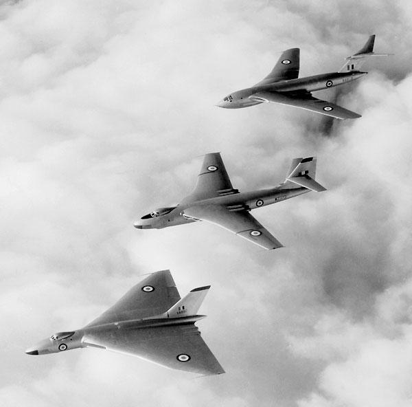3 v bombers