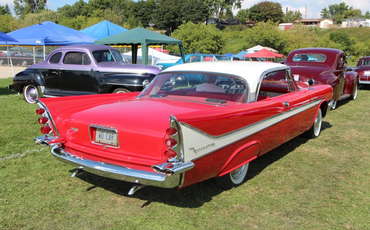 Car Show Classics: Oddities of Moparfest