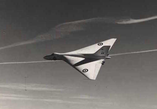 The-first-prototype-Avro-Vulcan-VX770