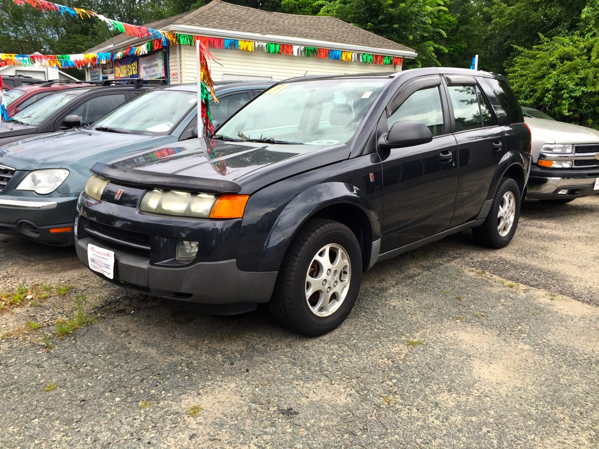 Curbside classic 2002 saturn vue just enough too late there was one major problem that plagued saturn it wasnt just the fact than when it was released it looked like a mini me decontented cutlass that had vanachro Gallery