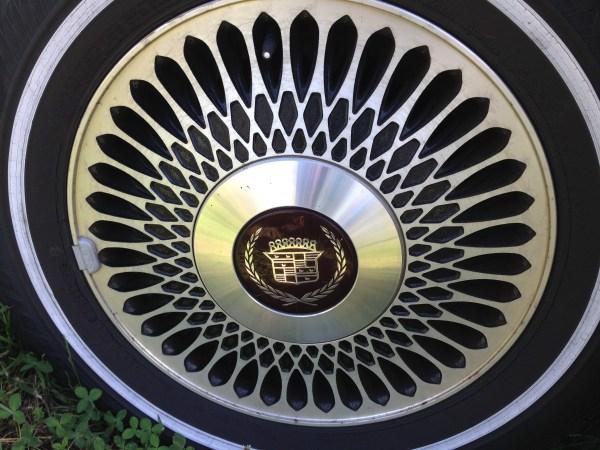 cadillac seville 1990 wheel