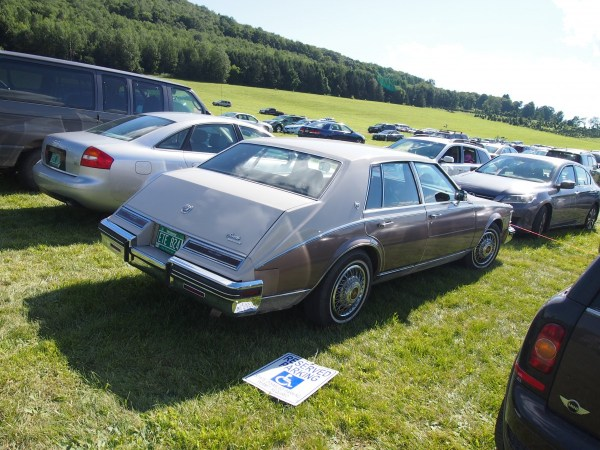 cadillac seville diesel 4