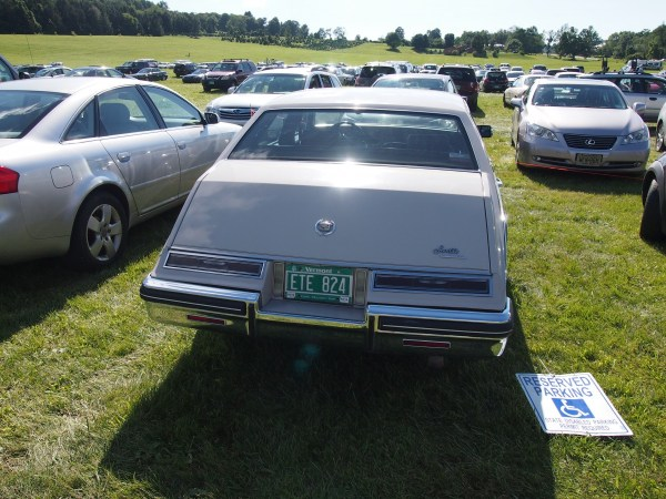 cadillac seville diesel 5