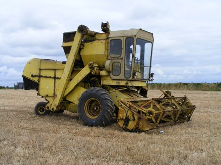 Ag History: 2009-11 New Holland Boomer 8N – Forward Into The