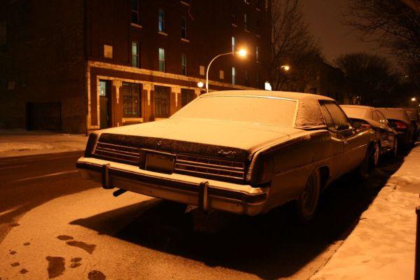 015 - 1974 Pontiac Grand Ville CC