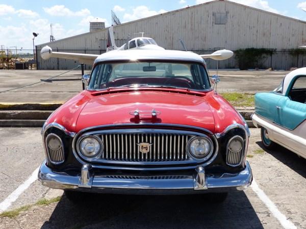 1956 Nash Abassador front