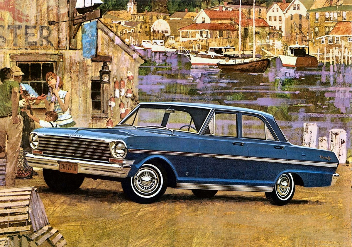 I spent a bit of time in a couple of these as a kid. A neighbor lady drove  a maroon one, a strippo with manual steering and a three speed.