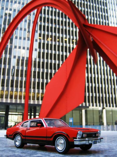 1974 Ford Maverick Grabber CC