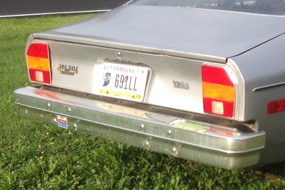 1976-77 Chevrolet Vega c